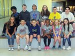 April 2017 Students of the Month
