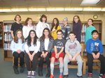 February 2016 Students of the Month