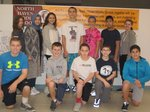 Sept 2016 Students of the Month