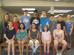 April 2016 Students of the Month