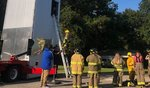 ECRC Hosts Mobile Drill Tower