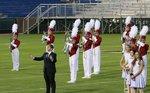 BJHS Patriot Band Main Page Image