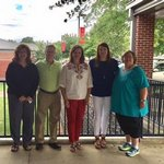 Mrs. Barry, Mr. Fowler, Mrs. Griffith, Ms. Champion, Ms. Hendrix