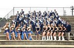 2017 Marching Blue and Gold