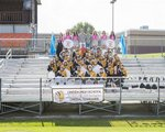 Oneida 2016 Pride of the Tribe Marching Band