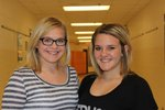 Shea Steakley and Clari-Jane Newman are pictured.