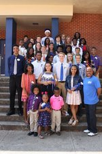 2015 MHS Homecoming Court