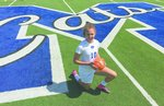 All-Metro Player of the Year Kaylee Zettler