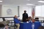 MHS Head Football Coach Calvin Hampton