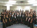 Meridian High Concert Choir