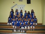 The 07 Blasters Volleyball Team