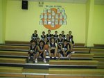07-08 Boys Blaster Basketball Team