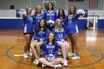 2020-2021 Varsity Volleyball Team