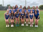 Girls win Division 1A at State Track Meet