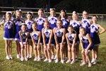 2018-19 Pee Wee Cheerleaders