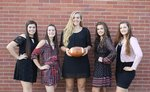2017 Fall Homecoming Court