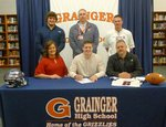 Jacob Bunch Signing Day