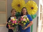 Mrs. Donna Shealy and Nurse Janet Davenport