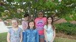 Left-Right: Leah Lambert, Ginny Vassar, Sarah Morrison , Maloree Grimsley, Rebecca Longshore