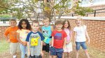 Left-Right: Michael Mattox, Shaylin Mayers, Seth Williams, Kaiden Ramey, Harper Jace Bray, Melinda Mattox, Lilian Klimpel