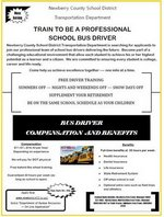 Information about School Bus Driver