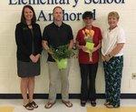 Mrs. Folk, Mr. Winningham, Mrs. Dominick, Mrs. Graham