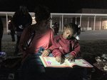 Reading and Writing Under the Stars