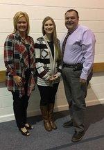 Mrs. Peel, Mrs. Cates & Mr. Lyden