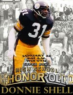 Donnie Shell Super Bowl Honor Roll