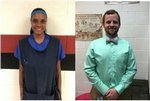 September Teacher of the Month and Support Staff of the Month