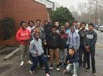 NMS Boys Basketball Team
