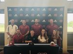 Bryce Medlock College Signing