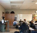 Teacher Teaching Bio I Lesson