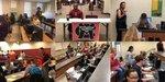 MCHS Senior College Application Day Participants