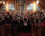 Chorus Members & Teacher