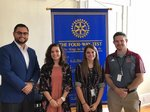 MCHS & NCCC Rotary Students