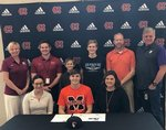 Hawkins Signing National Letter of Intent