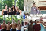 MCHS Boys and Girls State Swim Team Members