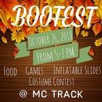 Boofest Flyer