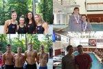 MCHS Boys and Girls State Swim Team Members