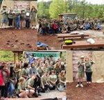 MCHS Students at Envirothon