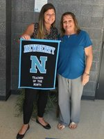 Teacher and Support Staff Member of the Month
