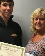 Student of the Month - April