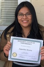 Student of the Month - October