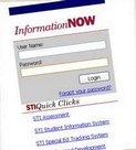 Information Now Teacher Portal