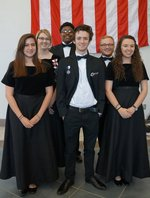 Band members selected to Honor Band