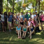 View Education First Costa Rica Service Project  March 2015