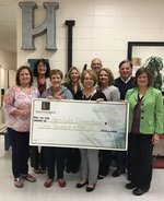 Southgroup Insurance Makes Donation to HLES
