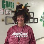 View Mrs. Chadwick dresses up as an Eagle's Nest