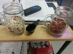 View Trail Mix Problem with Beans